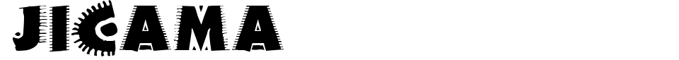 Visualização - Fonte Jicama