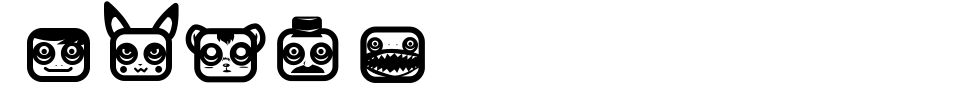 Comando X Font Preview