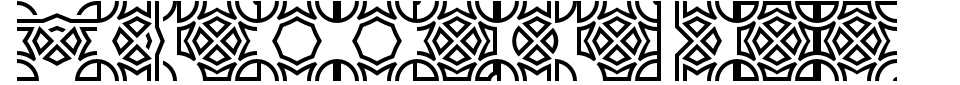 Anteprima - Font Opattfram01