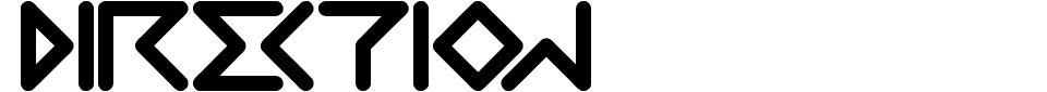 Visualização - Fonte Direction