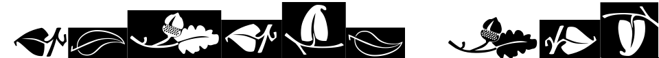 Ludlow Dingbats Font Generator Preview