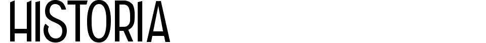 Anteprima - Font Historia