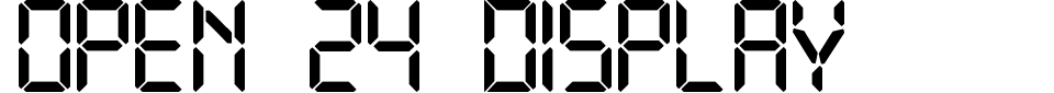 Vista previa - Open 24 Display