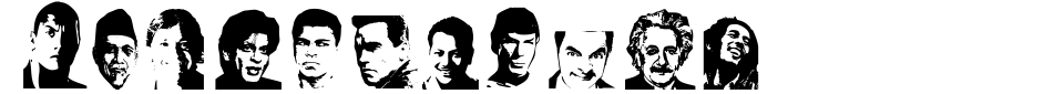 Personality [Haslinda Adnan] Font Preview