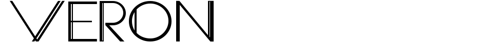 Anteprima - Font Veron