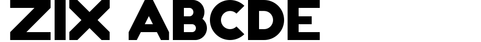 Visualização - Fonte Zix
