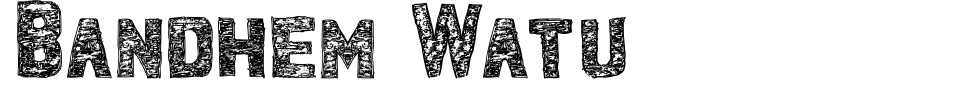 Vista previa - Bandhem Watu