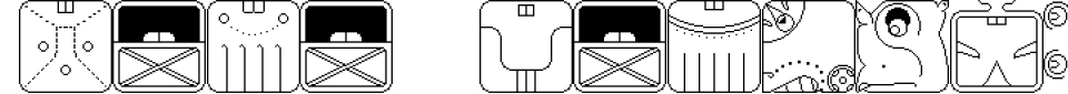 Visualização - Fonte Maya Calendric