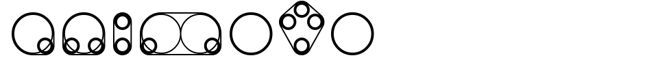 폰트 미리 보기:Animoto