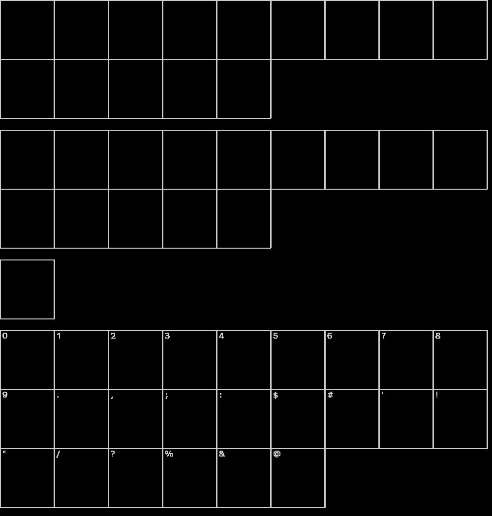 Characters: Lalezar Font
