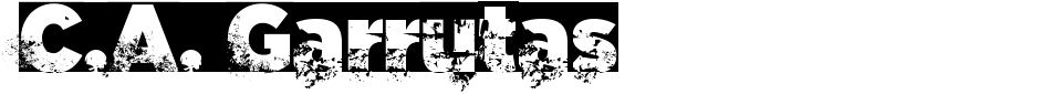 Vista previa - Fuente C.A. Garrutas