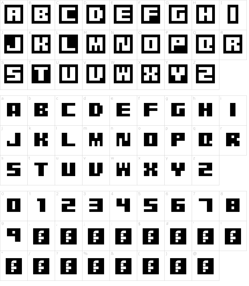 Pixel Grafiti Font Download