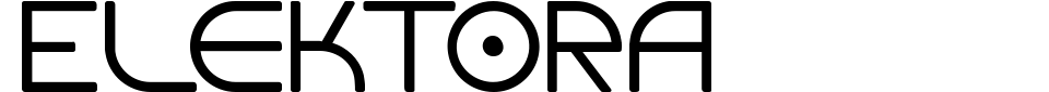 Vista previa - Fuente Elektora
