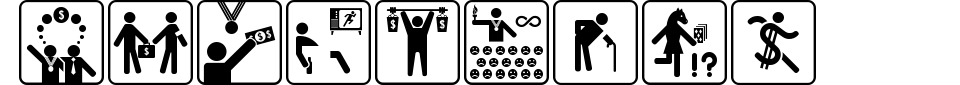 Anteprima - Font Olympukes
