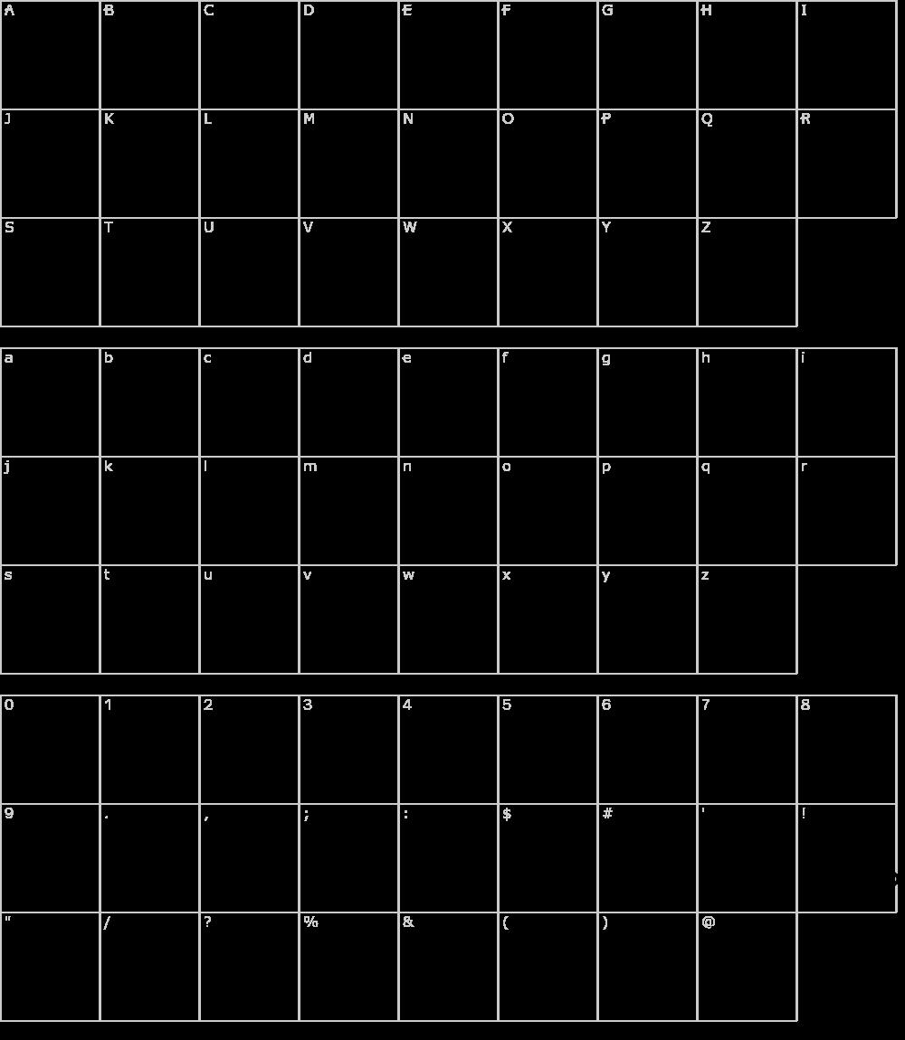 Crop Circle Dingbats Font Download