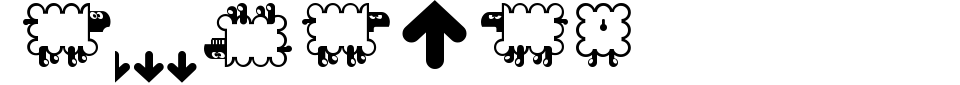 Anteprima - Font BD Flossy