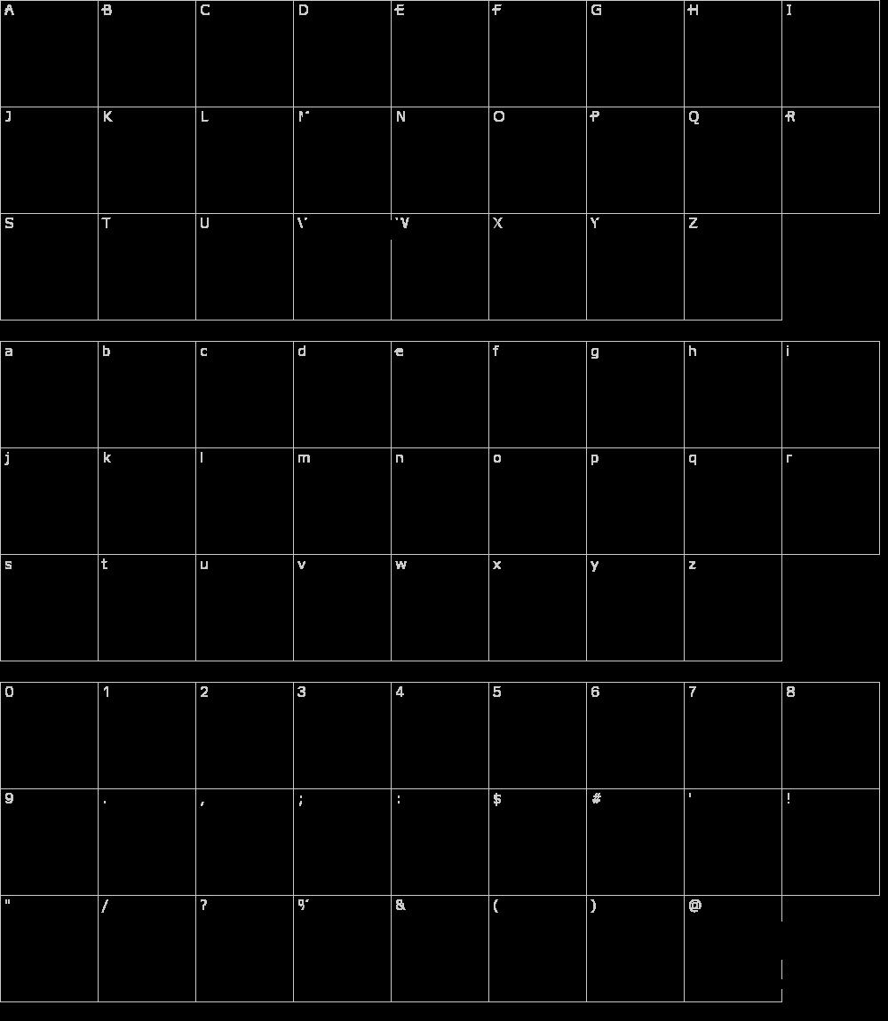 Pixel Arial 11 Font Download
