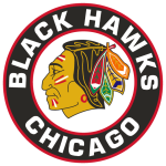 chicago blackhawks 1955 Logo
