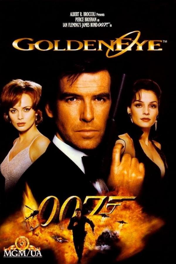 GoldenEye (film) - James Bond Wiki - FANDOM powered