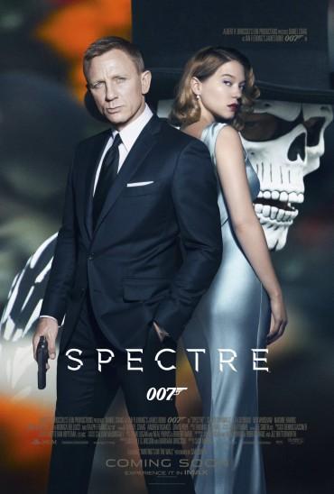Spectre (Film) Font