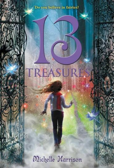 13 Treasures Font