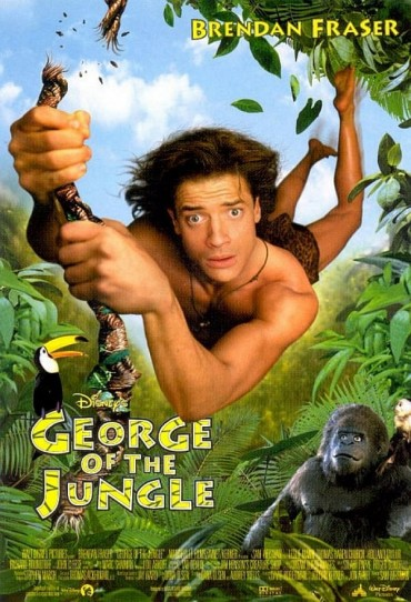 George of the Jungle (Film) Font