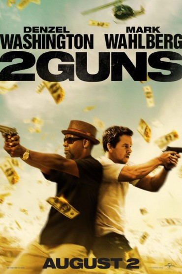 2 Guns Font