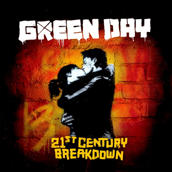 21st Century Breakdown Album 21st Century Breakdown Font