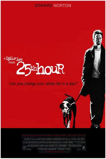 25th Hour Font