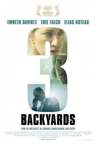 3 Backyards Font