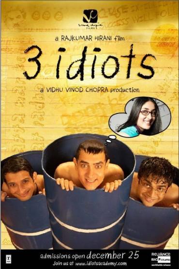 3 Idiots Font