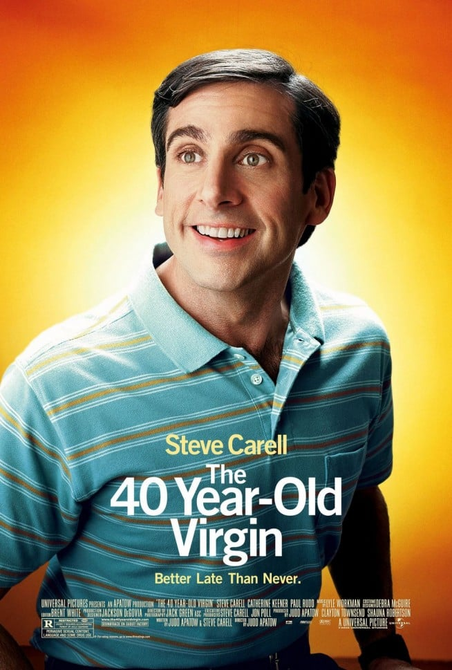 40 year old virgin poster-min