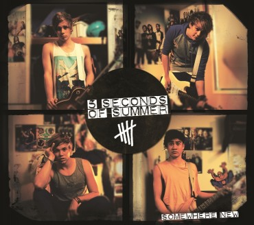 5 Seconds of Summer Font