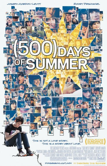 500 Days of Summer Font