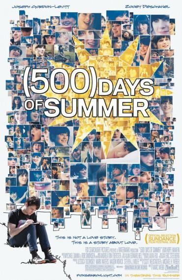 500 Days of Summer Font