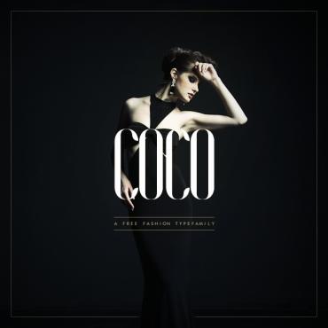 COCO – Free Fashion Font