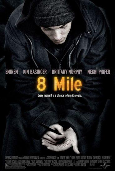 8 Mile (film) Font