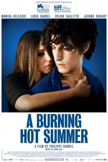 A Burning Hot Summer Font