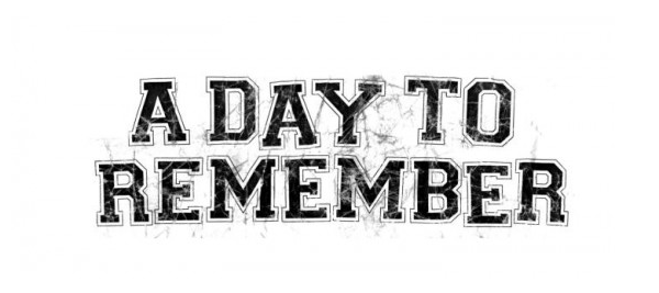 A day to remember logo font the voltagebd Choice Image