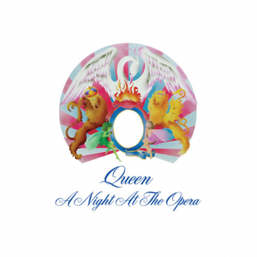 A Night At The Opera (Queen) Font