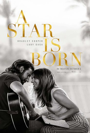 A Star Is Born (film) Font