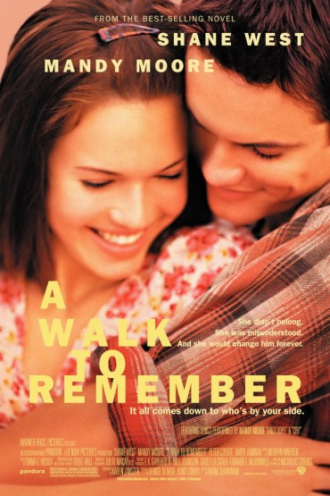 A Walk to Remember Font