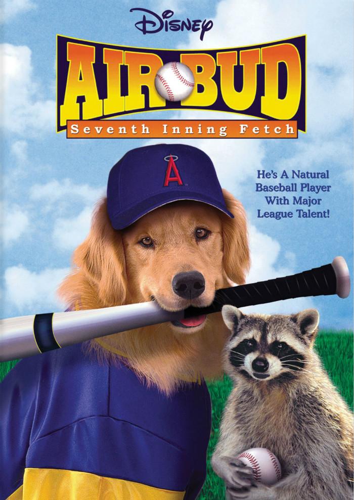 AIR BUD FILM FONT