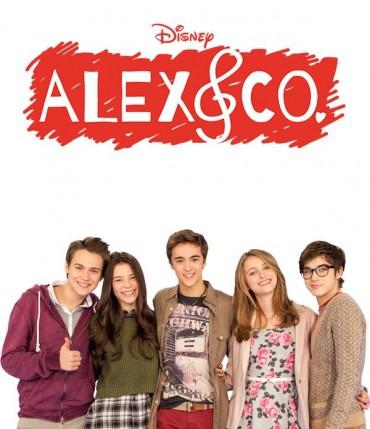 Alex & Co (TV Show) Font