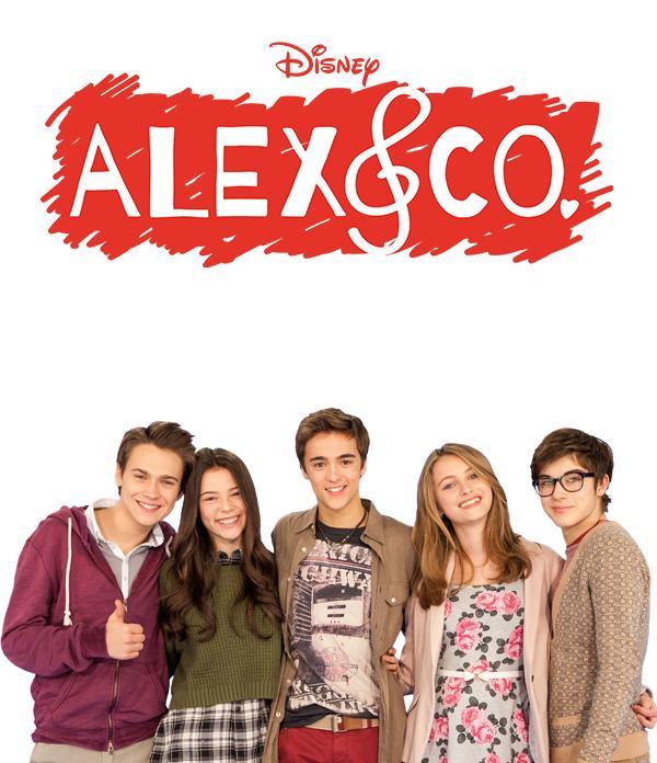 ALEX CO TV FONT