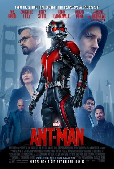 Ant-Man Font