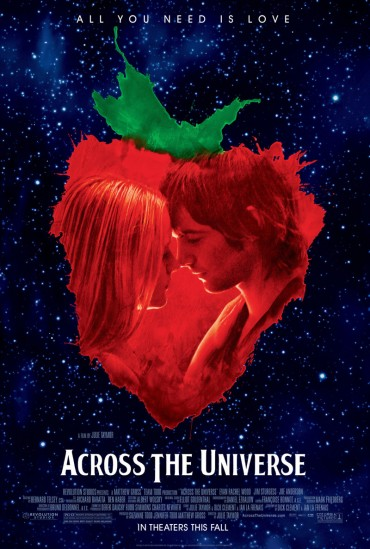 Across the Universe Font