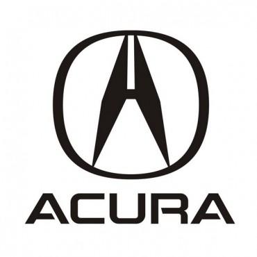 Acura Font