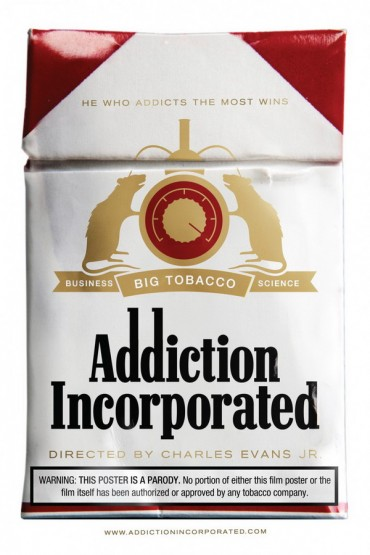 Addiction Incorporated Font