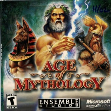 Age of Mythology Font